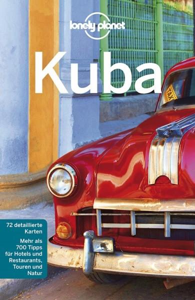 Kuba Reiseführer Lonley Planet